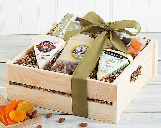 Classic Cheese, Nut and Dried Fruit Collection