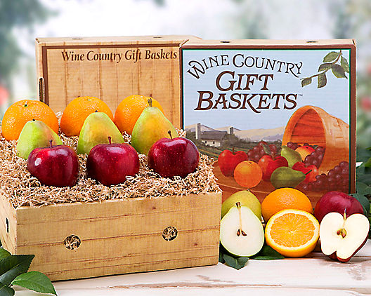 Farm Fresh Fruit Collection from Wine Country Gift Baskets Product Image