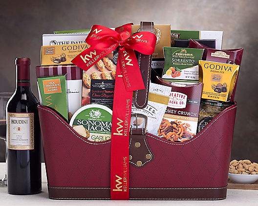 KW Congratulations on your Home from Wine Country Gift Baskets Product Image