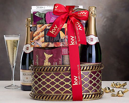 KW Housewarming Gift from Wine Country Gift Baskets Product Image