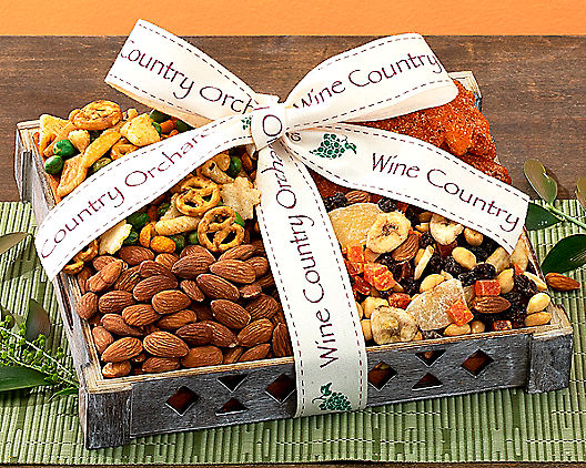 Wine Country Orchards Dried Fruit and Nuts