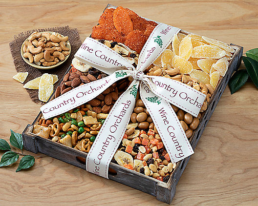 Deluxe Mixed Nut Gift Collection