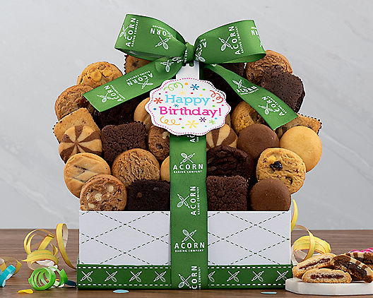 Happy Birthday Cookie Collection