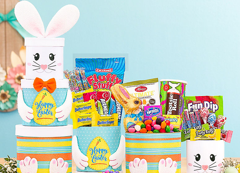 Easter Bunny Tower