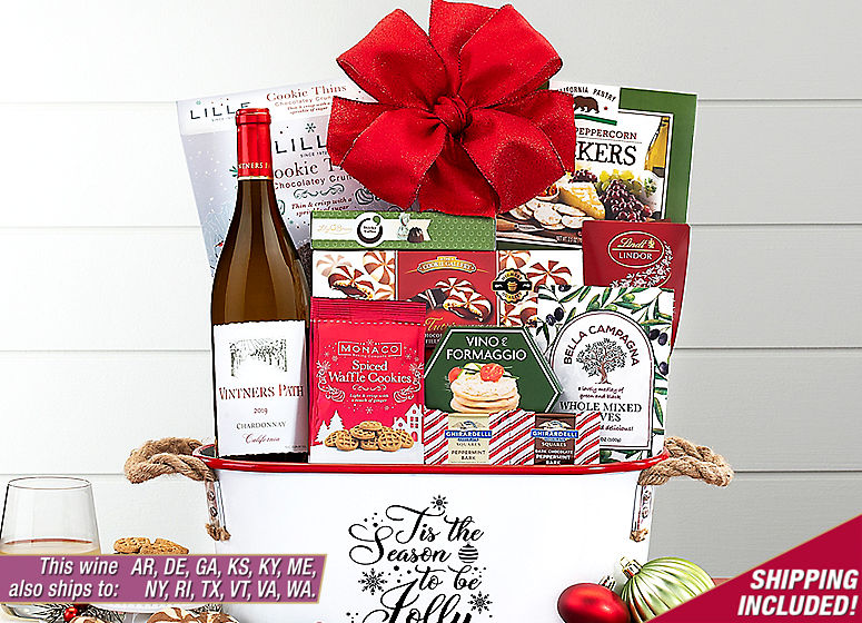 Kiarna Vineyards Chardonnay Season's Greetings