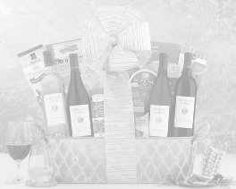 Happy EasterGift Basket - Item No: 554I