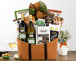 Suggestion - Brick Lane California Assortment Wine Basket