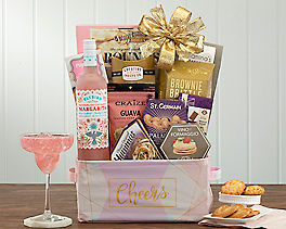Suggestion - Happy Easter Brownie and Cookie Gift Basket Original Price is $49.95