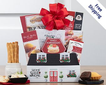 housewarming gift baskets at wine country gift baskets