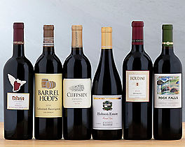 Suggestion - California Red Wine Collection Original Price is $135
