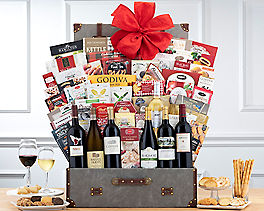 Suggestion - Ultimate Wine Trunk - California's Finest