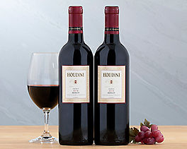 Suggestion - 2 Bottles Houdini Napa Valley Merlot