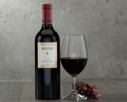 1 Bottle Houdini Napa Valley Cabernet Sauvignon