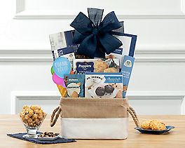 Suggestion - Thank You Gift Basket