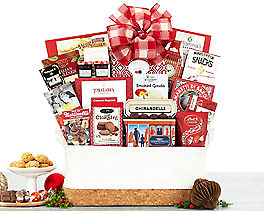 Suggestion - The Crowd Pleaser Gourmet Gift Basket