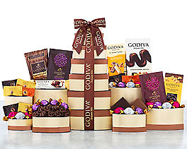 Suggestion - Ultimate Godiva Gift Tower Original Price is $99.95