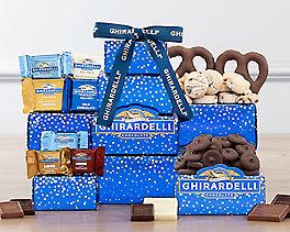 Suggestion - Ghirardelli Milk & Dark Chocolate Squares Gift Box Original Price is $29.95
