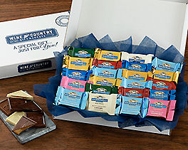 Suggestion - Ghirardelli Milk & Dark Chocolate Squares Gift Box Original Price is $29.95