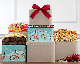 Suggestion - Wild Horse Winery Red and White Wine Gift Box