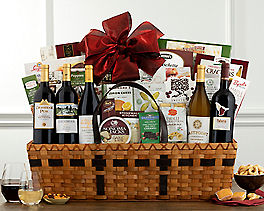 Suggestion - California Tasting Room Wine Basket