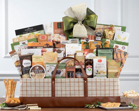 & Happy Dog Pet Gift Basket Gift Basket at Wine Country Gift Baskets