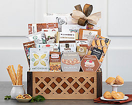Suggestion - Sweet and Savory Gift Crate Original Price is $99.95