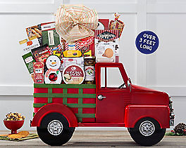 Suggestion - Nostalgic Sweet and Savory Holiday Truck