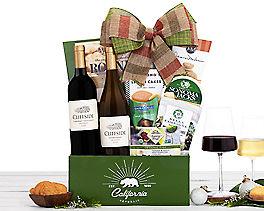 Suggestion - Edenbrook Vineyards Duet Wine Basket Original Price is $99.95