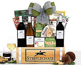 Suggestion - Cliffside Vineyards Trio Wine Gift Basket