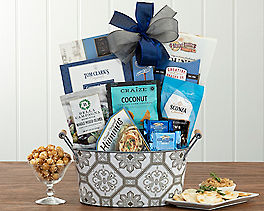 Suggestion - Sweet and Savory Kosher Gift Basket