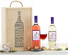 Suggestion - Windwhistle Moscato Duet Gift Box