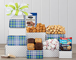 Suggestion - Brownie and Sweets Gift Tower Original Price is $39.95