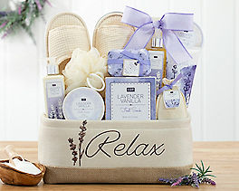 Suggestion - A Day Off Spa Gift Basket