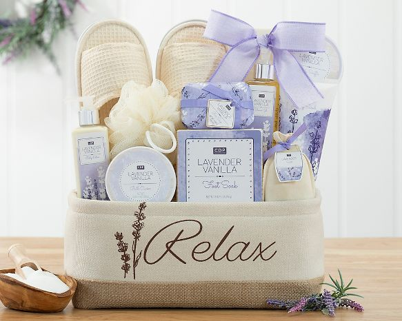 A Day Off Spa Gift Basket Gift Basket At Wine Country Gift Baskets