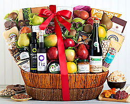 Suggestion - Ultimate Fruit and Gourmet Gift Basket Original Price is $450