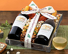 Suggestion - Eastpoint Cellars Wine, Mixed Nuts and Fruit