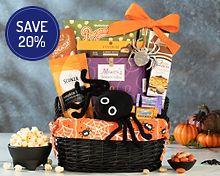 Happy Halloween Jack-O-Lantern Collection Gift Basket 20% Save Original Price is $49.95