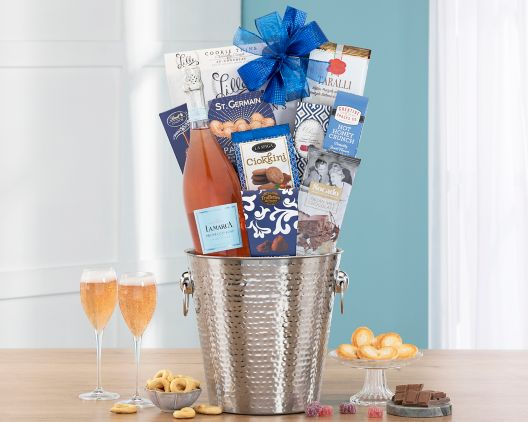 Image result for La Marca Prosecco Gift Basket