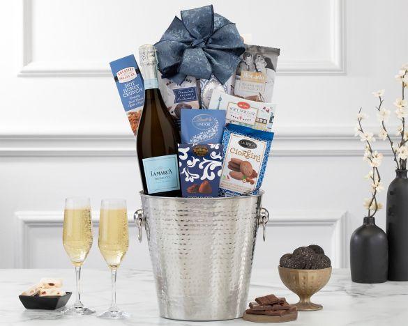Image result for La Marca Prosecco Gift Basket