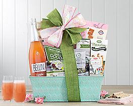 Suggestion - Canella Peach Bellini Gift Basket