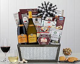 Suggestion - Mark West California Duet Wine Basket