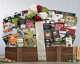 Suggestion - The Bountiful Gourmet Gift Basket Original Price is $250