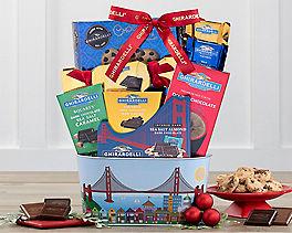 Suggestion - Ghirardelli Milk and Dark Chocolate Gift Basket Original Price is $49.95