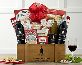 Suggestion - Gourmet Delight Gift Basket Original Price is $99.95