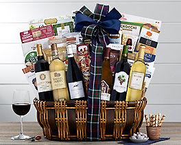 Suggestion - The Half-Dozen California Wine Gift Basket