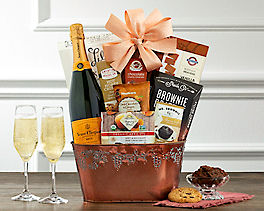 Suggestion - Gourmet Feast Gift Basket