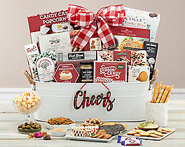 Suggestion - Cheers Ice Beverage and Gourmet Gift Basket