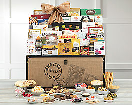 Suggestion - Ultimate Gourmet Gift Chest