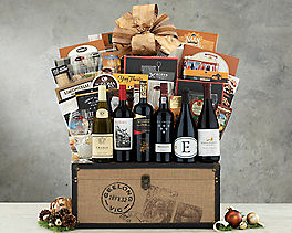 Suggestion - Luxurious Gourmet and Wine Trunk Collection Original Price is $595