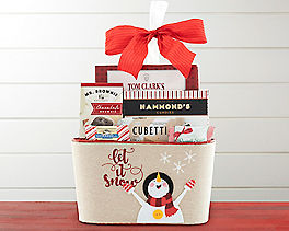 Suggestion - Let It Snow Gift Basket Original Price is $49.95